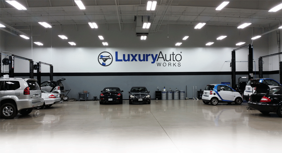 Luxury Auto Works - Austin